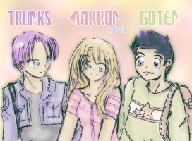GTM teens by marby18