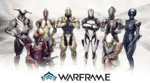 Warframe Wallpaper by LocoCrazyy