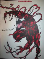 Carnage by IamJokerMan