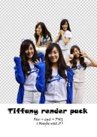 Tiffany render pack - Ribaby2104 by Ribaby2104