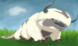 Appa by Solitaro-Ombra