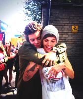 Larry Stylinson {Harry and Louis} by Miluska1D