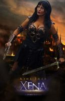 Xena MOVIE!!!! Starring Aime Jaze!!! by captainjaze