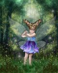 Ashleys a Fairy  By sweetangel1 by sweetangel1