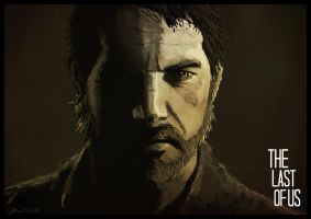 The last of us-Joel by gilly15