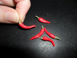 Red Peppers by kayanah