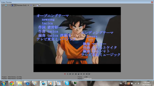 MAD Dragon Ball Kai OP preview by SuperShadiw1010