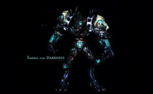 Emerge from Darkness by X-Lydeck