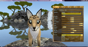 Coldsnap face view by shaboopytycoon