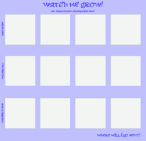 Watch Me Grow Meme by virtualpapercut