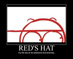 DF Reds Hat by htfman114