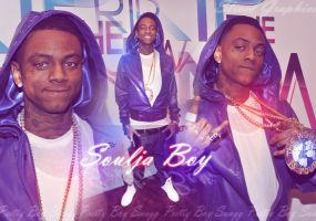 Soulja Boy by SlicedGraphics