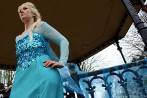 Elsa - The cold Never bothered me anyway by Frederica-La-Noir