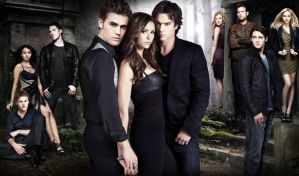 The Vampire Diaries by SmartyPie
