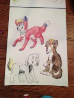 throwback by huskynugget