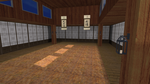 Old Japanese Dojo by SparkiiJaxx