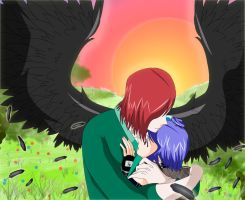 I'm back for you-request by aoi-no-tenshi12