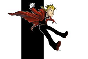 Edward Elric by Poorboy-Comics