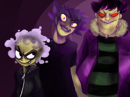 THE HAPPY FAMILY by Angry-Paradox