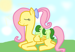 Tiring Play Day with Mommy by XxBlue-ThunderxX