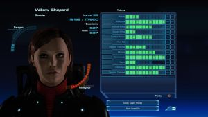 Willow Shepard in ME 1 by GothicGamerXIV