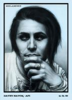 Davey Havok 3 by FairyARTos