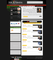 Vote 4 Palestine website by safialex83