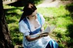 What a puzzle to the rest of us is Belle by ForsakenWitchery