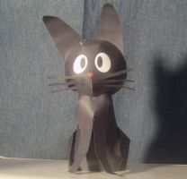 Papercraft Jiji by ImmaculateSorrow