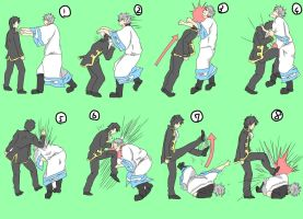 How to defeat a stalker by kayama-san