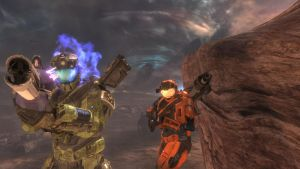 Halo: Reach End of the World I by lizking10152011