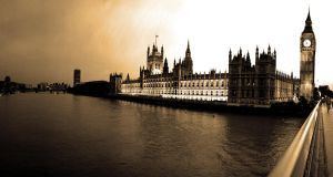 River Thames panorama by abhenna