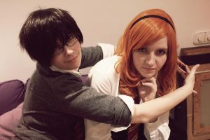 HP- Hugging Lily: attempt 85 by TSCosplay