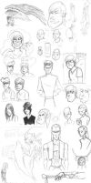 Sketch Compilation 3 by aoi-iro