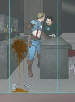 cap/iron man - can't leave well enough alone by verilyvexed