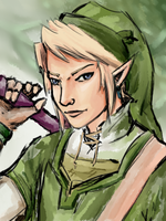 Link Speed Paint by NovaMirage