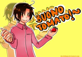 =v= Buono Tomato by THE-L0LLIP0P