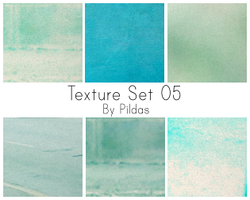 Texture set 05 by pildas