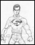 New superman by samayoa