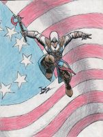 Assassin's Creed III scanned by Twinkie5000