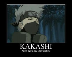 kakashi:girls dig it xDmotivator by headlam