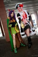 Huit and Liliana by TophWei