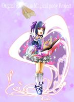 Magical mlp Twilight Sparkle  (Human) by skyshek