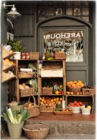 Warehouse, St Ives by Dogbytes