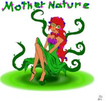 Mother Nature by monkeymaiden14