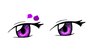 Gravity Anime Eyes test by Divun-Gsog