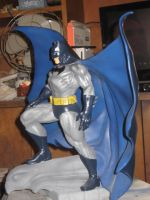 batman hush statue based on jim lee art by darknightsad