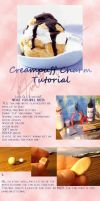 CreamPuff Tutorial by Auffallend