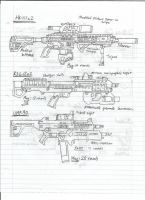 weapons sketch - page 3 by BlackKnife12