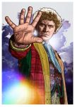 The Sixth Doctor by oldredjalopy